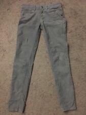 Prana Trinity Cord Pant, Size 4 Gray 30x31