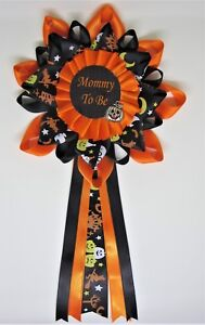 Handmade Halloween Mum to Be, Decoration or Corsage