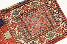 Terrific antique saddlebag, Shahsavan Kordjin, collector's piece, rare!
