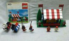 LEGO® Set:383 - Castle - Ritter -  Knight's Tournament + OBA/Komplett/Soweit Gut