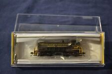 Bachmann #63151 N S4 Diesel Loco (DCC) Western Maryland #145 - NEW