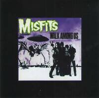 MISFITS (Danzig Samhain) - WALK AMONG US (1982) Hardcore Punk CD Jewel+FREE GIFT