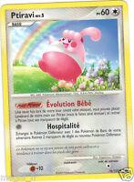 Pokémon n° 76/127 - PTIRAVI niveau 5 - PV60  (9573)