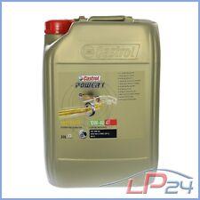Huile moteur Moto - Castrol Power 1 4t 10w-40 (20 L Jerrycan)