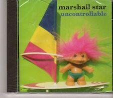 (GA844)  Marshall Star, Uncontrollable - 2004 Sealed CD