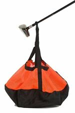 Golf Chute Resistance Swing Training Power Distance helps Creates Lag Orange