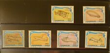 Somalia Aircraft & Aviation Stamps Lot of 6 - MNH -See List