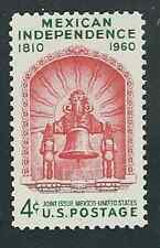 Scott #1157....4 Cent... Mexican Independence...50 Stamps