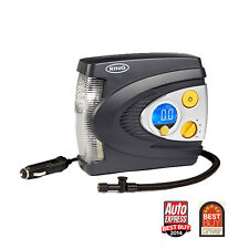Ring 12V Automatic Digital Air Compressor Wheel Tyre Inflator WITH CASE RAC635