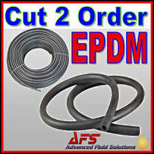 8mm (5/16) EPDM Smooth Rubber Tubing Coolant Radiator Hose Brake Fluid Tube Pipe