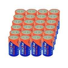 """24 """"D"""" Type 34615 Size LR20 AM1 1.5V Alkaline Batteries For MP3, MD,CD Player"""