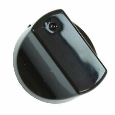 Hotpoint DH53CKS, DH93KS, SH53KS, UH53K Black Cooker Oven Hob Control Knob