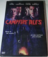 Campfire Tales (DVD, 2005) REGION 1 / RARE / New!