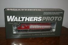 WALTHERS PROTO HO SCALE EMD SD45 LOCOMOTIVE CANADIAN PACIFIC #5496 DC-C SOUND