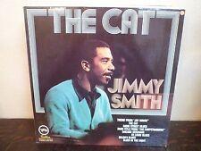 "RARE - LP 12"" JIMMY SMITH - The Cat - VG+/VG+ - VERVE - 2352 093 - BELGIUM -"