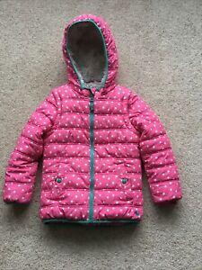 Mini Boden Coat 6-7 Years