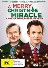 A Merry Christmas Miracle (DVD, 2014)