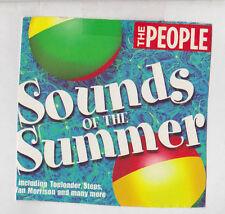 SOUNDS OF THE SUMMER PROMO CD VAN MORRISON TOPLOADER STEPS MUNGO JERRY PASADENAS
