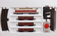 PIKO 57136 - Spur H0 Startset - BR 119 + 3 Hochbordwagen der DR - NEU in OVP