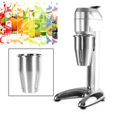 Commercial Milk Shake Machine Kitchen Electric Milkshake Mixer Drink Mix Blender