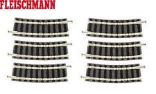 Fleischmann 9122 Binario curvo con massicciata R1 192