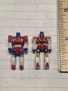 Transformers Brain Of Courage microfig from MP-24 Star Saber + bonus Star Pilot
