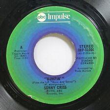 Jazz 45 Sonny Criss - Bumpin' / Memories On Abc Impulse