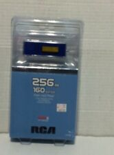 RCA 256 MB 160 SONGS FLASH MP3 PLAYER