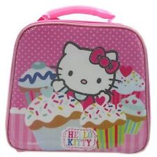 Hello Kitty Cup Cakes Lunch Bag - NEW