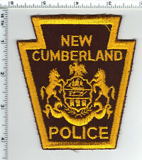 New Cumberland Police (Pennsylvania) Shoulder Patch new from the 1980's