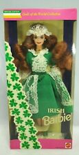 Barbie Irish Dolls of The World Collection 1994 NRFB