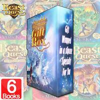 Beast Quest Series 6 Adam Blade Collection 6 Books Gift Box Set Pack Vol 31 - 36