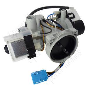 Genuine LG Washing Machine Drain Pump & Filter Housing F1447 F1448 F1480 F1481