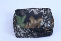 Country Western Make up Cosmetic Bag Camo