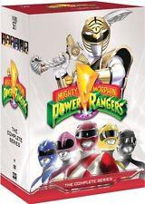 MIGHT MORPHIN POWER RANGERS COMPLETE ORIGINAL SERIES New 19 DVD Set Seasons 1-3