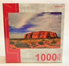 Ayers Rock 1000 piece jigsaw puzzle 50cm x 68cm - RRP $20!