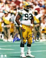 Reggie White Autographed Signed 8x10 Photo ( HOF Packers ) REPRINT