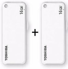 Toshiba Yamabiko 16 GB Pen Drive USB2.0 (Combo of 2)