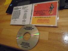 RARE PROMO Elvis Costello w/ Metropole Orkest CD My Flame Burns sampler 2006 !