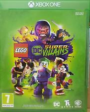 Lego DC Super-Villains - Xbox One - Brand New