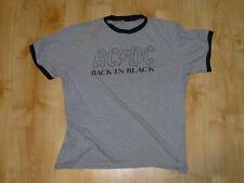 AC/DC Rare vintage back in black shirt