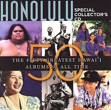 Honolulu: The 50 Greatest Hawai'i Albums of All Time by Various Artists (CD, Se…