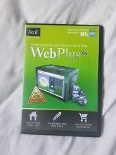 Serif WebPlus X4 Professional WEBSITE MAKER no/codice seriale mancante