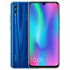 Huawei Honor 10 COL-L29 128GB EE Blue 4G Mobile Smart Phone Cracked Screen