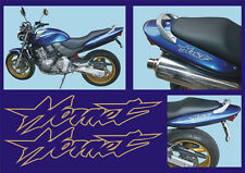 Adesivi codone  Honda Hornet 2000/2005 - adesivi/adhesives/stickers/decal