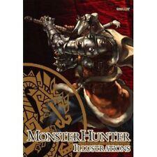 MONSTER HUNTER illustrations Vol. 1 Japan 2008