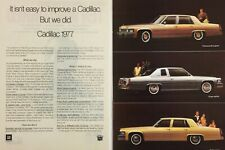 Ref. #30721 Factory Photo 1977 Cadillac Selina Custom Convertible Coupe