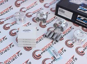 CP FORGED PISTONS SC7515 for Mini Cooper S / Peugeot 207/RC/308 77mm 4cyl SC7515