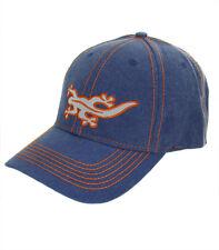 Black Salamander Royal Blue Peak Cap - PC9 - New