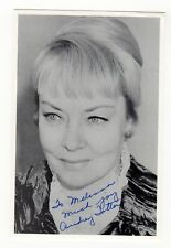 Lana Turner The Postman Always Rings Twice Autograph Hand Signed Sc Movies
